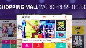 Download Shopping Mall - Entertainment & Shopping Center Business WordPress Theme Free
