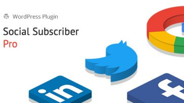 Download Social Subscriber Pro easily subscribe users to mailing, using social networks - Free Wordpress Plugin