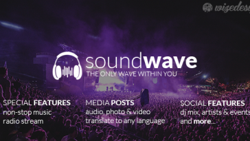 Download SoundWave - The Music Vibe WordPress Theme Free