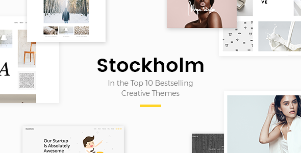 Download Stockholm v.3.4.3 - A Genuinely Multi-Concept Theme Free