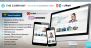 Download The Company - Responsive Multi-Purpose Theme Free