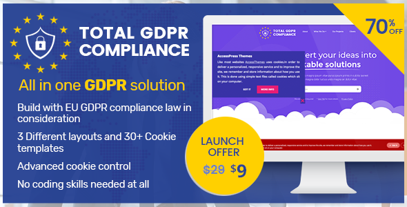 Download Total GDPR Compliance  WordPress Plugin for GDPR Compatibility - Free Wordpress Plugin