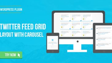 Download Twitter Feed Grid With Carousel for WordPress  - Free Wordpress Plugin