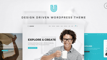 Download Unicon - Design-Driven Multipurpose Theme Free