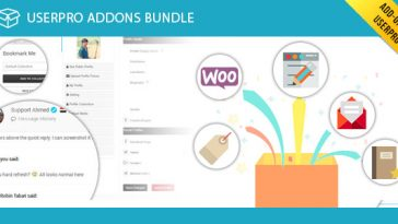 Download UserPro Addons Bundle  - Free Wordpress Plugin