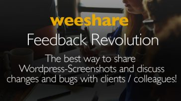 Download Website-Feedback from Designers & Customers for Developers & Agencies  - Free Wordpress Plugin