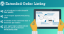 Download Woo Extended Order Listing CloudBerriez - Free Wordpress Plugin