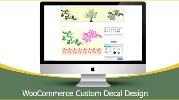 Download WooCommerce Custom Decal Design  - Free Wordpress Plugin