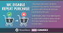 Download Woocommerce Disable Repeat Purchase  - Free Wordpress Plugin
