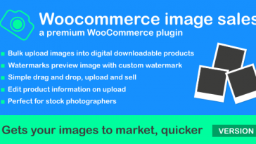 Download Woocommerce Image Sales  - Free Wordpress Plugin