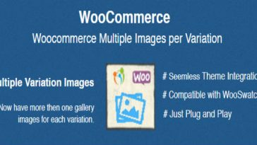 Download Woocommerce Multiple Images per Variation  - Free Wordpress Plugin