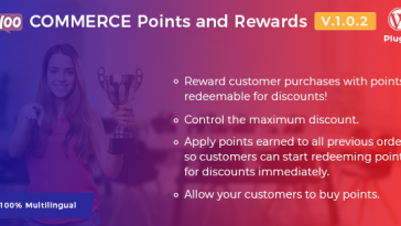 Download WooCommerce Points and Rewards WordPress Plugin - Free Wordpress Plugin