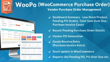 Download WooCommerce Purchase Order (PO System)  - Free Wordpress Plugin