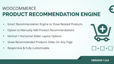 Download Woocommerce Related Products Plugin, Upsell / Cross Sell Recommendation  - Free Wordpress Plugin
