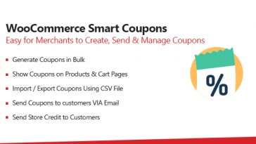 Download WooCommerce Smart Coupons Plugin Extended Coupon Code Generator - Free Wordpress Plugin