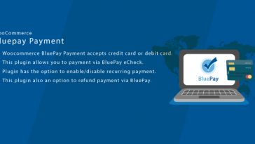 Download Wordpress WooCommerce Bluepay CC & ACH Payment Gateway  - Free Wordpress Plugin