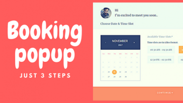 Download WP Booking Popup  - Free Wordpress Plugin