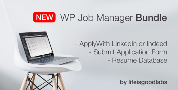 Download WP Job Manager Bundle  - Free Wordpress Plugin