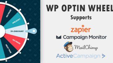 Download WP Optin Wheel: Gamified optin tool for WooCommerce & WordPress with spin the wheel game.  - Free Wordpress Plugin