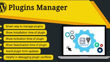 Download WP Plugins Manager CloudBerriez - Free Wordpress Plugin