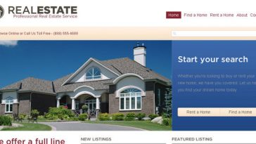 Download WP Pro Real Estate - WordPress Theme Free