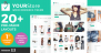 Download YourStore - Woocommerce theme Free