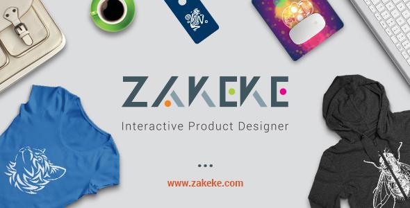 Download Zakeke 200 Interactive Product Designer for WordPress / WooCommerce - Free Wordpress Plugin