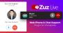 Download Zuz Live Web Phone Call & Chat Support Plugin for WordPress   – Free WordPress Plugin